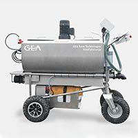 Mobilný vozík MilkBuggy
